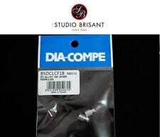 NEW 2x Dia-COMPE 188 leva del freno attentato bossoli ALLUMINIO BRAKE LEVER alloy ferrules