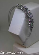 Accessoires bandeaux sans marque en cristal pour la mariée