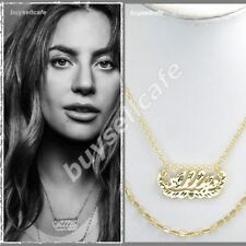 Movie A Star Is Born Ally LADY GAGA Pendant Necklace Halloween Props Cosplay