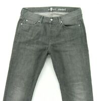 """SEVEN 7 FOR ALL MANKIND  STANDARD  men's jeans   size 34 / inseam 30"""""""