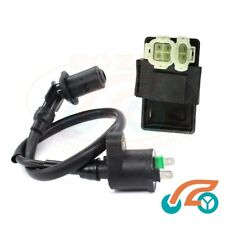Ignition Coil + CDI for Honda TRX250TE TRX250TM TRX300 TRX300FW TRX350 TRX350D