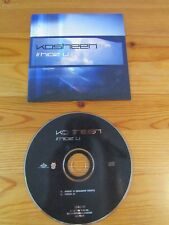 cd single Kosheen - Hide u