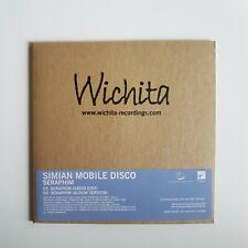 SIMIAN MOBILE DISCO : SERAPHIM ♦ CD Single Promo ♦