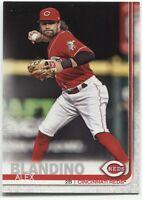 (15) 2019 Topps Series 2 15-Card Base Lot ALEX BLANDINO Reds #374