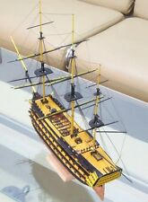 1/200 British classic ship model kit 1778 HMS Victory warship wooden model Kit