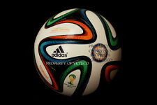 Adidas Soccer Match Used Ball Football Brazuca Fifa World Cup 2014 Cr - Uruguay