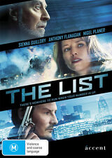 The List (DVD) - ACC0295