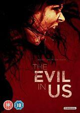 The Evil In Us [DVD] New Sealed UK Region 2 - Debs Howard, Tatyana Forrest