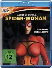 Marvel Knights - Spider-Woman: Agent Of S.W.O.R.D. von Alex Maleev  BLU-RAY NEU