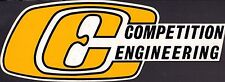 """Competition Engineering 12.5"""" Vintage Sticker 052416DBE"""
