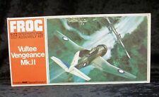 Frog Vultee Vengeance Mk II Aircraft Model Kit 1/72 Scale