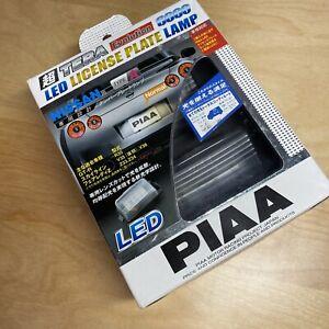 PIAA Tera Evolution 6000 LED License Plate Lamp Bulb Skyline GT-R V35 V36 Z33 34