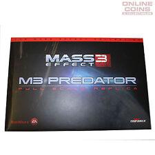 Mass Effect 3 M3 Predator Full Scale Replica Gun