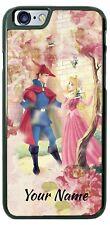 Disney Princess Aurora Custom Phone Case Cover Fits iPhone Samsung etc