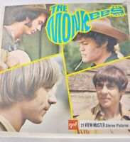 The Monkees View-Master Reels Set of 3 VTG Viewmaster B493 Free 60 Day Returns