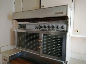 Tappan vintage Mid Century gas range RARE