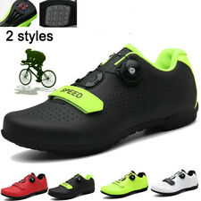 Non-slip Self-locking Cycling Shoes Men Road MTB Bicycle Riding Racing Shoes