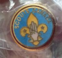 Scouts Canada pin