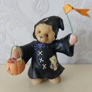 Cherished Teddies Braden Happy Halloween To Boo! 4005474 Grim Reaper CS421