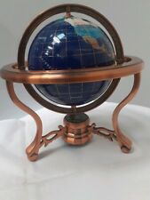 stone global on copper stand
