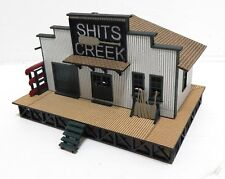 HO Scale Craftsman Kit Paddle Store