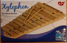 """""""XYLOPHON"""" für kleine Musiker*echt Holz, 12 Stimmen**Beluga**neu"""