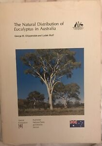 The Natural Distribution of Eucalyptus in Australia, Wolf & Chippendale...