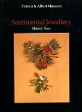 Sentimental Jewellery (V & A introductions t... by Victoria and Albert  Hardback