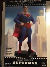 DC COMICS CLASSIC ANIMATION MAQUETTE SERIES: SUPERMAN 481/2500