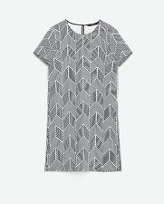 Zara Striped Plus Size Dresses for Women