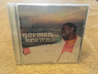 Norman Brown West Coast Coolin' Jazz CD 04 Warner Bros Playgraded