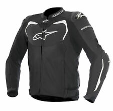 ALPINESTARS GP PRO AIRFLOW Leather Road/Track Riding Jacket (Black) Choose Size