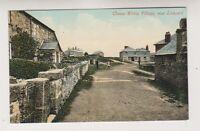 Cornwall postcard - Cheese Wring Villlage, near Liskeard