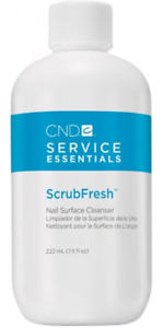 CND Scrubfresh 222ml SUITABLE FOR GEL Shellac NAILS