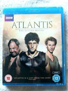 76322 Blu-ray - Atlantis The Legend Begins [NEW / SEALED]  2013  BBCBD0246