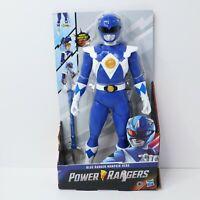 New Power Rangers Mighty Morphin Power Rangers Blue Ranger Morphin Hero 12 inch