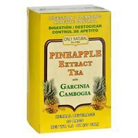 Only Natural Tea Pineapple Extract Garcinia Cambogia Tea Bags 20 Tea Bags