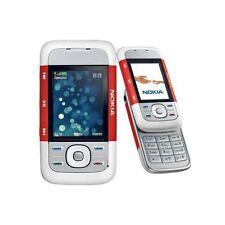Phone Mobile Phone Nokia 5300 Red Gsm Camera Bluetooth Radio