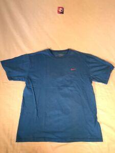 Nike Swim Swoosh T-Shirt Mens Sz Large