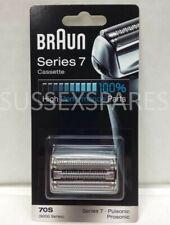 GENUINE BRAUN 790cc PULSONIC FOIL / CUTTER CASSETTE! SERIES 7 70S 790 9595 UK!