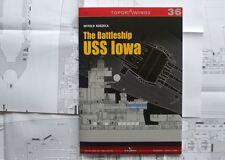 The Battleship USS Iowa - TopDrawings, KAGERO