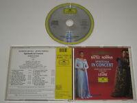 SPIRITUALS EN CONCERT/KATHLEEN BATTLE/JESSYE NORMAN/JAMES LEVINE(GRA 31 510 1)CD