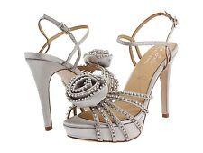 Women's Pour La Victoire Bridal and Evening Hollyn High Heels US 10 Medium NIB