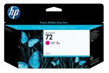 GENUINE 2019 DATED HP 72 C9372A MAGENTA 130ML T610 T620 T1200 T2300 FAST POSTAGE
