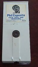 70's Pro Hockey Tips SUPER 8 PHIL ESPOSITO Faceoffs  & Shooting Color Cartridge