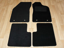 Alfa Romeo Giulietta Manual (2010-13) Fully Tailored Car Mats Black.