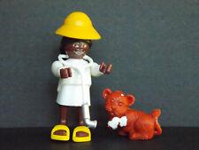 Jouet kinder personnage Afrika 635545 Bébé lion marron foncé Allemagne 1995