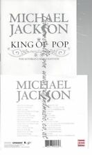 CD--MICHAEL JACKSON--KING OF POP