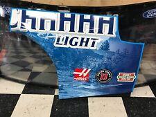 2020 Kevin Harvick Busch Light Nascar Race Used Sheetmetal Rear Quarter