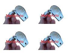 "4x High Quality Tool Measuring Spark Plug Gap Gauge 1.5"" Diameter Gapper Opener"
